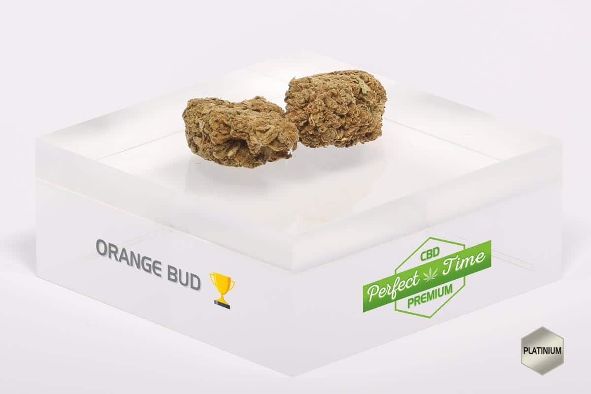 L'orange bud et son action sur le moral
